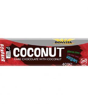 Barrinha Chocolate c/ Recheio de Côco