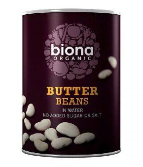 Biona Feijão Manteiga