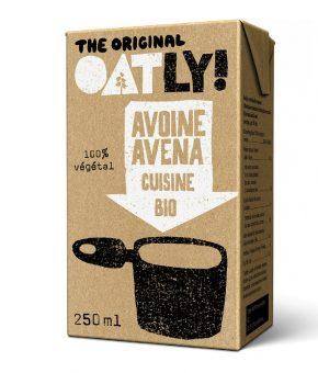 Creme Culinário Aveia 250ml Oatly