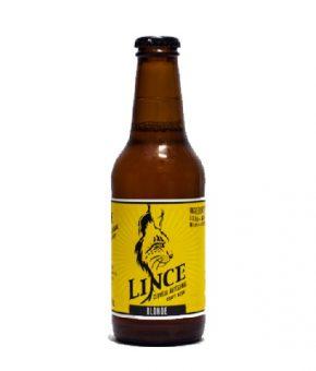 Cerveja Lince Blonde 25cl