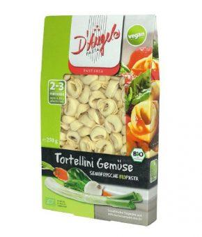 Tortellini Legumes Bio