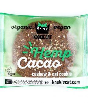 KookieCat Cânhamo&Cacau 50g