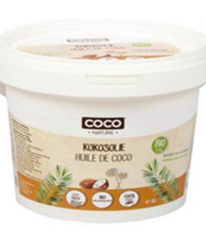 Óleo de Coco Virgem Bio 1Kg