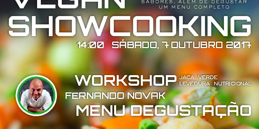 Vegan Showcooking