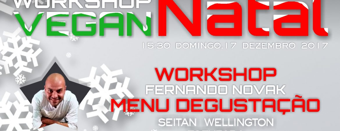 Workshop Natal Vegan 2017