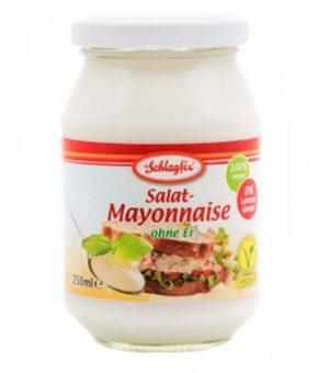 Maionese vegetal Schlagfix - 250 ml