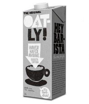 Oat-Ly - Edição especial Barista - 1L