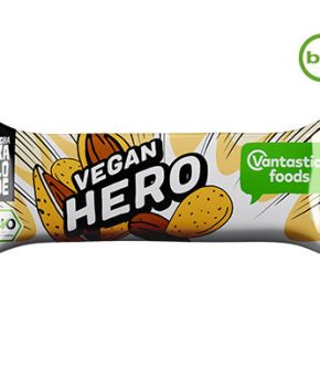 Vegan Hero - chocolate branco Bio 40gr