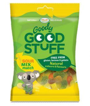 Gomas de fruta vegan - 150gr