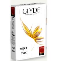 Preservativos Transparentes SuperMax - Vegan