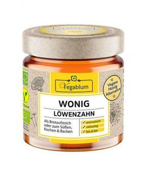Substituto vegan de mel