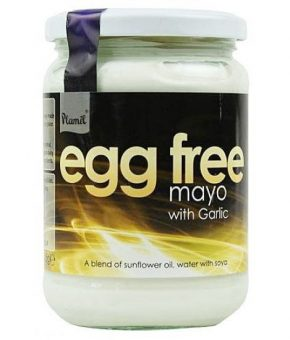 Maionese EggFree com alho 315g