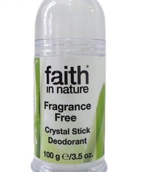 Desodorizante stick Faith in Nature