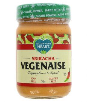 Vegenaise Sriracha - Follow Your Heart