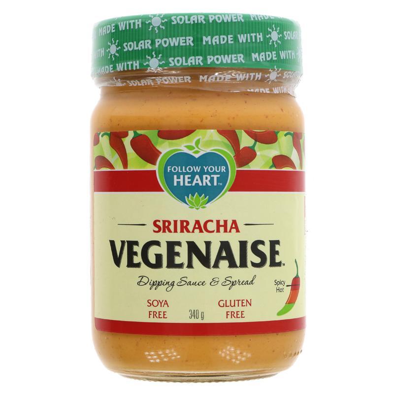 Follow Your Heart Sriracha Veganaise