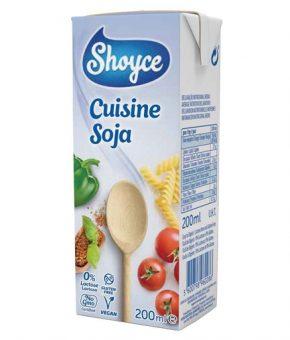 Creme culinário de Soja 1L