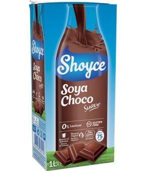 Bebida de Soja Chocolate -Shoyce