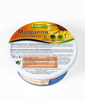 Margarina Vegetal - GranoVita