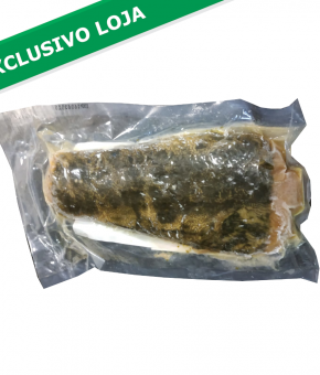 Alternativa vegetal a ''salmão''