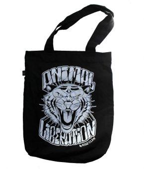 Tote Bag Animal Liberation Tiger