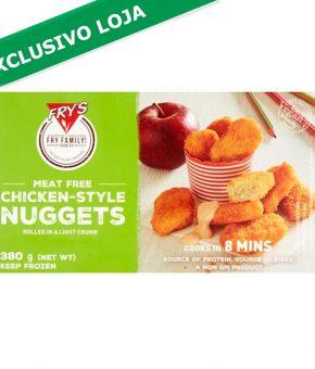 Alternativa vegetal aos Nuggets 20 un (vegan)