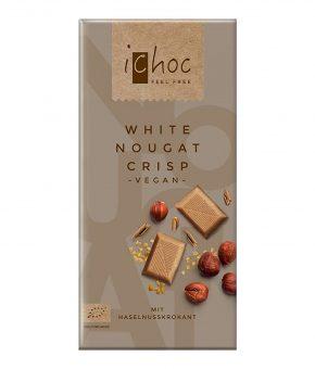 Chocolate iChoc Nougat Crocante 80g