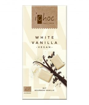 Chocolate iChoc Chocolate Branco 80g