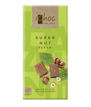 Chocolate iChoc Super Nut 80g