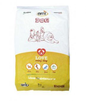 Ração Vegetariana para cão AMI 3Kg