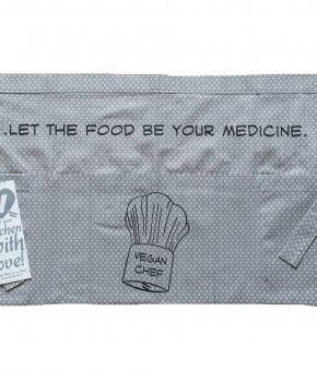 "Avental ""Let the food be your medicine"""