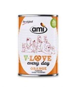 Alimento húmido para cão Amì 400 g - Laranja