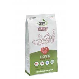 Ração vegetariana para Gato AMI 1.5 kg