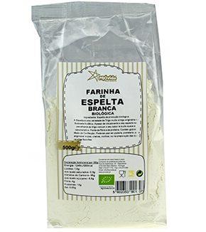 Farinha de Espelta Branca BIO 500g