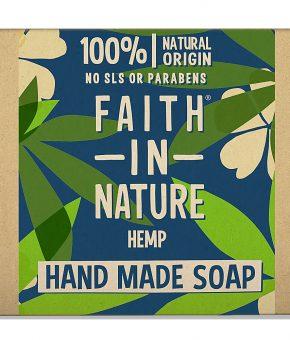Sabonete de Cânhamo - Faith in Nature