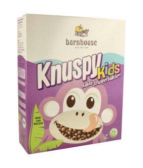 Cereais arroz/Cacau crocante - Knuspy Kids BIO