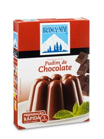 Preparado para Pudim de Chocolate