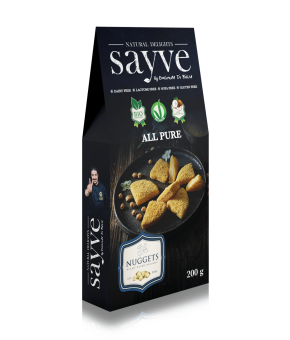 Nuggets sabor Natural – Sayve