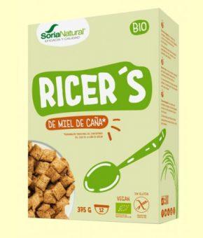 Ricer's - Cereais com mel de cana de açúcar - Bio