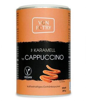 Vegaccino Instantâneo Sabor a Caramelo