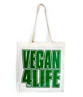 Tote Bag - Vegan 4 Life