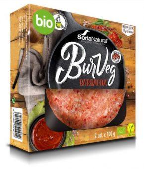 BurVeg Barbecue, 2x100g – BIO