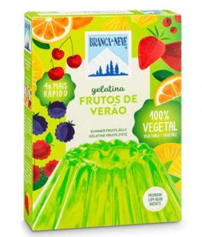 Gelatina Vegetal Frutos de Verão