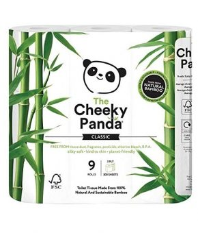 Papel Higiénico Bambu