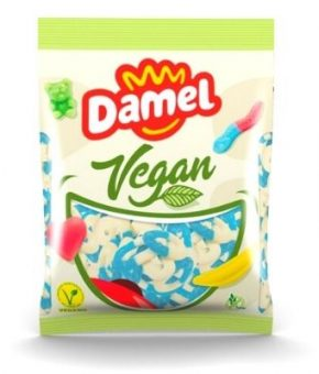Gomas vegan aros azuis/brancos