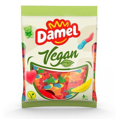 gomas-vegan-minhocas-açucar-damel